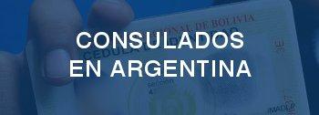 Consulados en Argentina