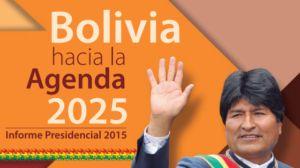 Bolivia hacia la agenda 2025